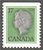 Canada Scott 789as MNH