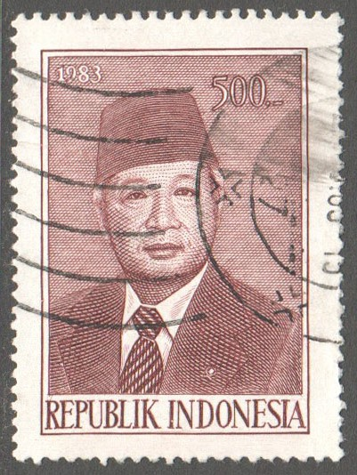 Indonesia Scott 1092 Used