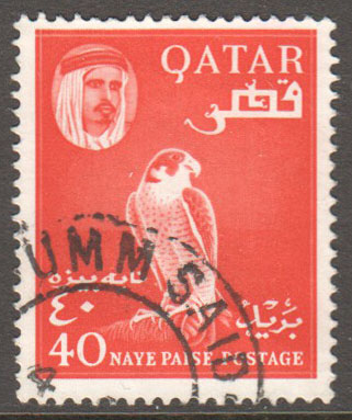 Qatar Scott 30 Used