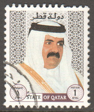 Qatar Scott 884 Used