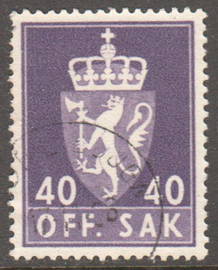 Norway Scott O72 Used