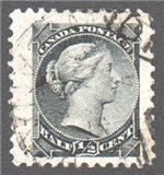 Canada Scott 34i Used VF