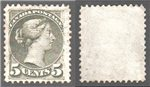Canada Scott 38a Used VF (P)