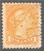 Canada Scott 35i Used VF