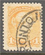 Canada Scott 35 Used VF