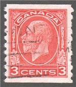 Canada Scott 207 Used VF