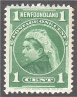 Newfoundland Scott 80 Mint VF