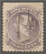 Nova Scotia Scott 9 Used VF