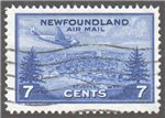 Newfoundland Scott C19 Used F