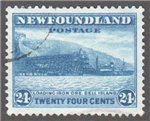 Newfoundland Scott 264 Used VF