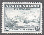 Newfoundland Scott 265 Used VF