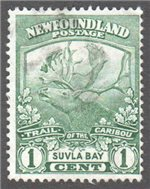 Newfoundland Scott 115 Used F (P13.9)