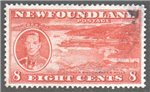 Newfoundland Scott 236 Used VF (P13.7)