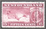 Newfoundland Scott 239 Used VF (P13.7)