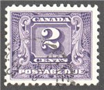 Canada Scott J7i Used VF