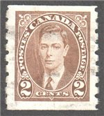 Canada Scott 239 Used VF