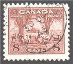 Canada Scott 256 Used VF