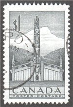 Canada Scott 321 Used VF