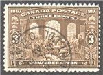 Canada Scott 135 Used VF