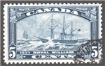 Canada Scott 204 Used VF