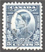 Canada Scott 193 Used VF