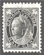 Canada Scott 66 Used VF