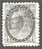 Canada Scott 74i Used VF