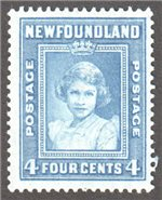 Newfoundland Scott 247 Mint F
