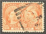 Canada Scott 51i Used VF