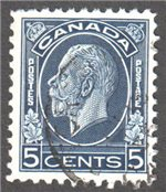 Canada Scott 199 Used VF