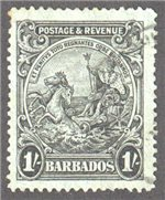 Barbados Scott 175 Used