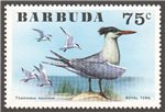 Barbuda Scott 240 MNH