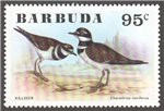 Barbuda Scott 241 MNH
