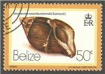 Belize Scott 482 Used