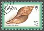 Belize Scott 486 Used