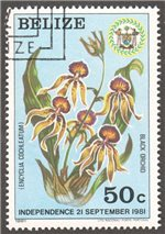 Belize Scott 596 Used