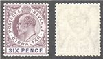 Gibraltar Scott 56 Mint (P)