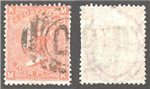 Great Britain Scott 43 Used Plate 10 - MK (P)