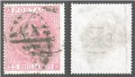 Great Britain Scott 57a Used Plate 1 - BA (P)
