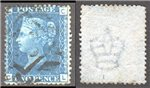 Great Britain Scott 30 Used Plate 13 - CL (P)
