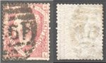 Great Britain Scott 32a Used Plate 1 - HL (P)