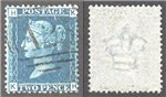 Great Britain Scott 29 Used Plate 8 - KH (P)