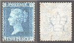 Great Britain Scott 29 Used Plate 9 - BI (P)