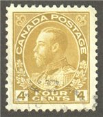Canada Scott 110 Used VF