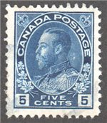 Canada Scott 111 Used VF