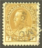 Canada Scott 113 Used VF