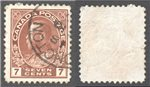 Canada Scott 114ii Used VF (P)