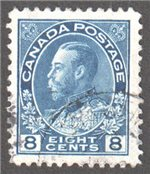 Canada Scott 115 Used VF