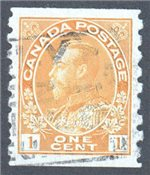 Canada Scott 126d Used VF
