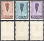 Belgium Scott 251-3 Mint (Set) (P)